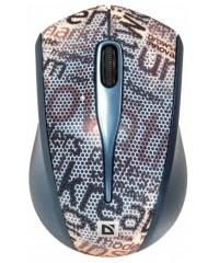 Мышь Defender StreetArt MS-305 Nano Gray