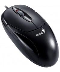 Мышь проводная Genius XScroll Optical Black PS/2