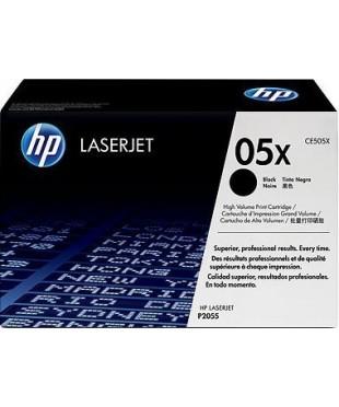 Картридж оригинальный HP CE505X для LJ P2055d/ P2055dn, ресурс 6500 стр