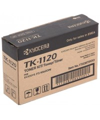 Тонер-картридж оригинальный Kyocera TK-1120 для FS-1060DN/ 1025MFP/ 1125MFP (3000стр)