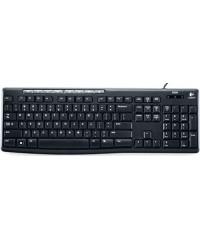 Клавиатура Logitech K200 USB (920-002779) OEM