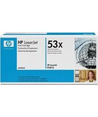 Картридж оригинальный HP Q7553X для LJ P2015/ M2727, 7000стр.