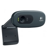 Веб-камера Logitech WebCam C270 (960-000636) USB/3M/Mic/Black