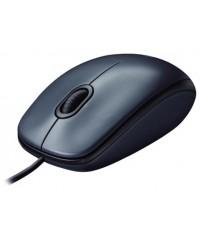 Мышь Logitech M100 USB (910-001604) Black