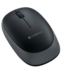 Мышь Logitech M165 Wireless (910-004125) Black