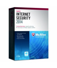 Антивирус McAfee Internet Security 2014