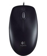 Мышь Logitech B100 (910-003357) USB/Black