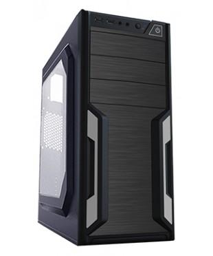 Корпус ATX 500W PowerCool S2008BK