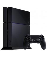 Игровая приставка Sony PlayStation 4 500Gb Black