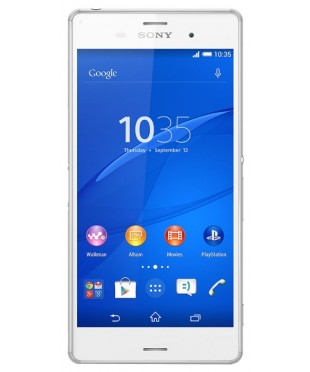 Смартфон Sony D6603 Xperia Z3 White