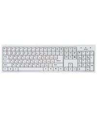 Клавиатура SVEN Standart 303 USB White