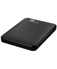 Внешний жесткий диск 1Tb WD WDBUZG0010BBK-EESN Elements Portable Black 2.5