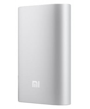 Аккумулятор внешний 10000 mAh Xiaomi Mi Power Bank Silver VXN4110CN