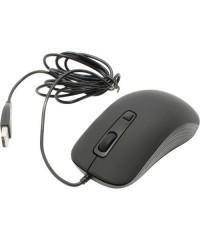 Мышь проводная Oklick 155M черная