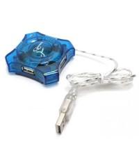 USB Хаб 4xUSB2.0 GEMBIRD UHB-C224