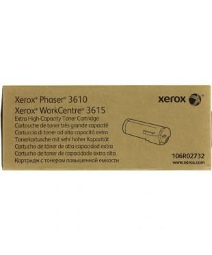 Картридж оригинальный Xerox 106R02732 для XEROX Phaser 3610/WC 3615 25.3K