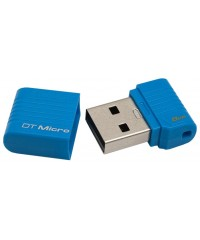 Флэш диск USB Kingston 8GB DT Micro USB 2.0