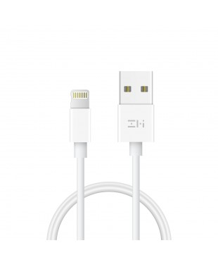 Кабель Xiaomi TopTurbo Mi Zimi Lightning - USB (AL813C) белый