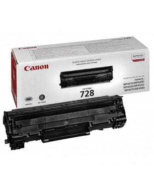 Картридж оригинальный Canon 728 для MF4410/ 4430/ 4450/ 4570/ 4550dn/ 4580dn, 2100стр