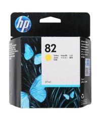 Картридж оригинальный HP C4913A №82 Yellow для DJ 500/ 800/ 815/ 820