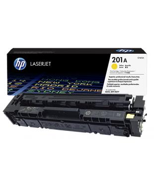 Картридж HP CF402A (201A) Yellow для HP LaserJet Pro M252, MFP M277 оригинал