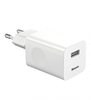 СЗУ-1USB Baseus Quick Charge 3.0, 2A (CCALL-BX02)