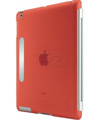Чехол для New iPad Snap Shield Secure, Red / Belkin F8N745cwC02