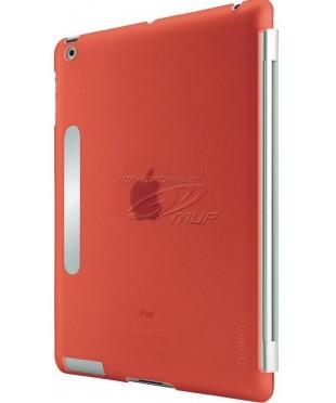 Чехол для New iPad Snap Shield Secure, Red / Belkin F8N745cwC02