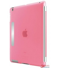 Чехол для New iPad Snap Shield Secure, Pink / Belkin F8N745cwC04
