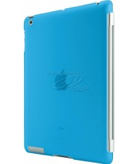 Чехол для New iPad Snap Shield, Blue / Belkin F8N744cwC04