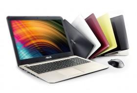 Новое поступление ноутбуков ASUS