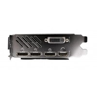 Видеокарта Gigabyte AORUS GeForce GTX1060 6144Mb, DDR5,192bit,DVI,HDMI,3DP [GV-N1060AORUS-6GD]
