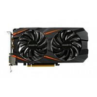 Видеокарта Gigabyte GeForce GTX1060 6144Mb, DDR5,192bit,DVI,HDMI [GV-N1060WF2OC-6GD]