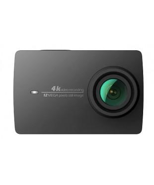Экшн-видеокамера XIAOYI 4K+ черный, аквабокс