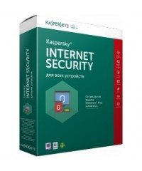 Антивирус Kaspersky Internet Security 2013-2016 1год 2ПК