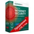 Продление Антивирус Kaspersky Internet Security 2016 1год 2ПК