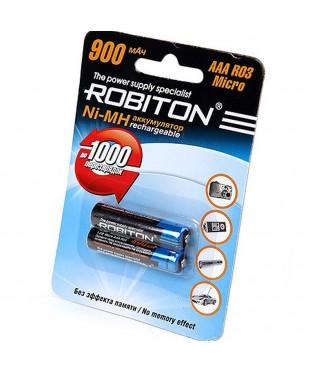 Аккумулятор AAA Robiton 900mah