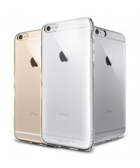 Чехол iPhone 6 силиконовый прозрачный