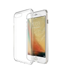 Чехол iPhone 7/8 силикон прозрачный