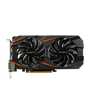 Видеокарта Gigabyte GeForce GTX1060 3072Mb, DDR5,192bit,DVI,HDMI [GV-N1060WF2OC-3GD]