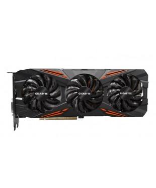 Видеокарта Gigabyte Gaming GeForce GTX1080 8192Mb, DDR5,256bit,DVI,HDMI [GV-N1080G1GAMING-8GD]