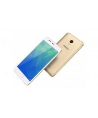 Смартфон Meizu M5 Note 3/16Gb золотой