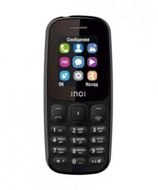 Сотовый телефон Inoi 100 черный