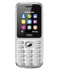 Сотовый телефон INOI 105 серый