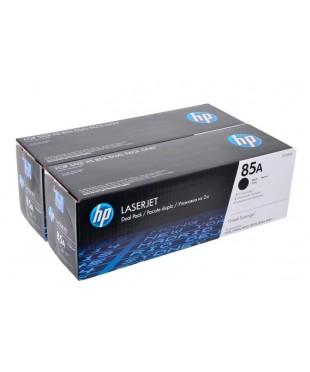 Картридж оригинальный HP CE285AF LJ P1102/ P1102W/ M1212NF/ M1214nfh/ M1217n/ M1132, 1600стр, двойная упаковка