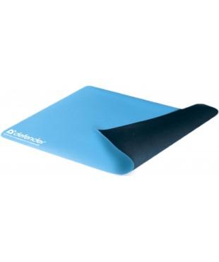 Коврик для мыши Defender Notebook Microfiber голубой