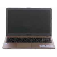"Ноутбук Asus X540Sa 15.6""(1366x768)/Intel Pentium N3700 1.6Ghz/2Gb/500Gb/Intel HD/Wi-Fi/BT/Windows 10 [90NB0B31-M00800]"