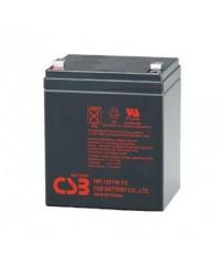 Аккумулятор CSB HR1221 W/F2/12V/5Ah
