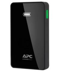 Аккумулятор внешний 5000 mAh APC PowerPack M5BK-EC черный 2.4A+1A