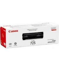 Картридж оригинальный Canon 725 для SENSYS LBP6000 6000B 1500 стр. Black